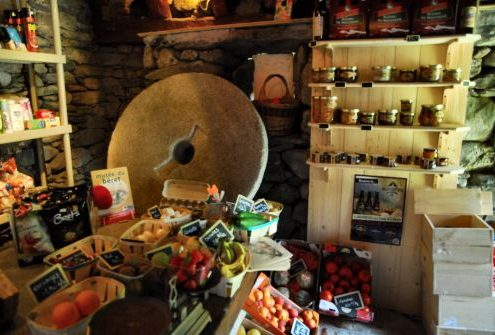 epicerie camping pyrenees natura